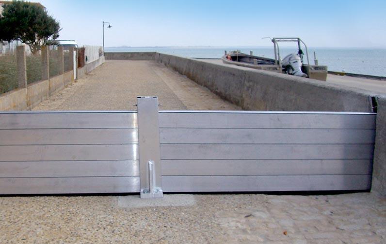 protection inondation ouvertures en front de mer – Interalliance