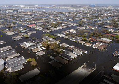 Protection contre les inondations, crues
