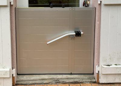 Batardeau autobloquant Interalliance pour protection des portes et garages