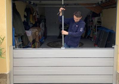 Batardeaux Interalliance pour protection des portes de garages