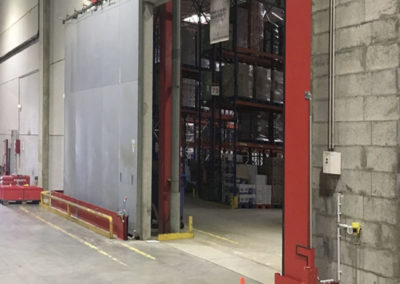 Système de confinement des eaux d'incendie Interalliance pour site ICPE et SEVESO