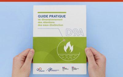 Rétention des eaux d'incendies et document technique D9A