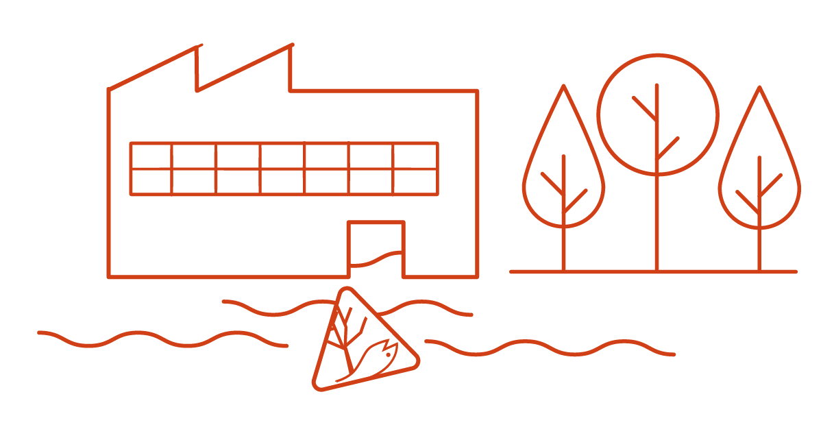 éviter la pollution des sols