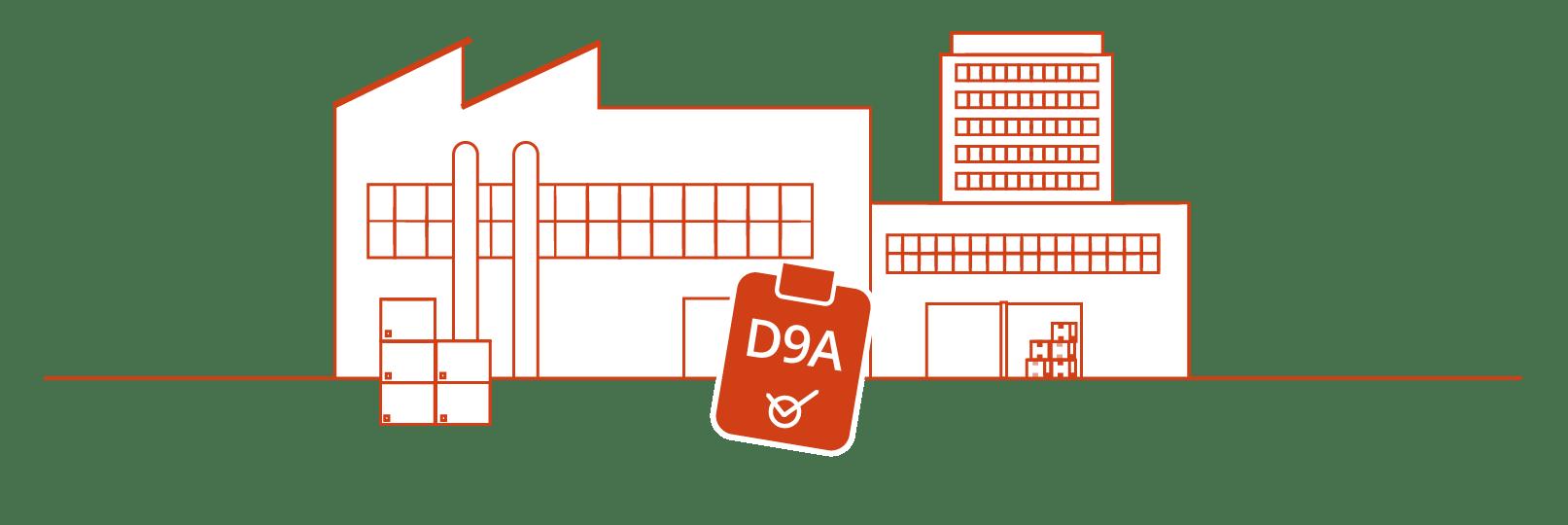 réglementation D9A