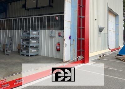 Mise en rétention d'un bâtiment sur site icpe